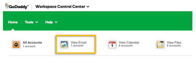 Forward Emails from GoDaddy Workspace to Helpmonks - How-Tos